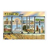Iowa Postcard Postcards (Package of 8)