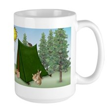 Rise and Shine Camper Mug
