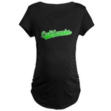 Retro California (Green) T-Shirt