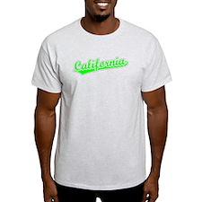 Retro California (Green) T-Shirt