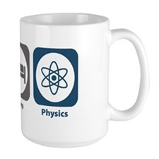 Eat Sleep Physics Mug
