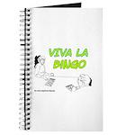 Viva La Bingo Journal