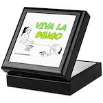 Viva La Bingo Keepsake Box