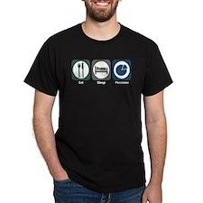 Eat Sleep Pensions T-Shirt