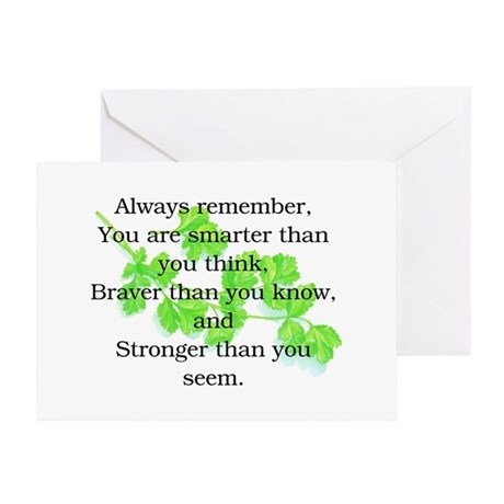 ALWAYS REMEMBER.. Greeting Card