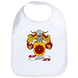 Rosas Family Crest Bib
