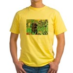 Irises / Cairn (#17) Yellow T-Shirt