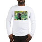 Irises / Cairn (#17) Long Sleeve T-Shirt