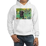 Irises / Cairn (#17) Hooded Sweatshirt