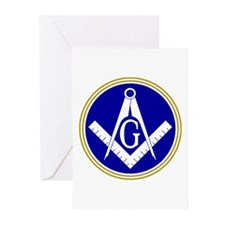 Masonic Birthday Cards (Pk of 10)