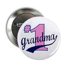"""#1 Grandma 2.25"""" Button"""
