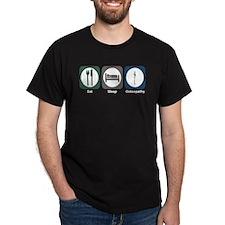 Eat Sleep Osteopathy T-Shirt