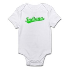 Retro Indiana (Green) Infant Bodysuit