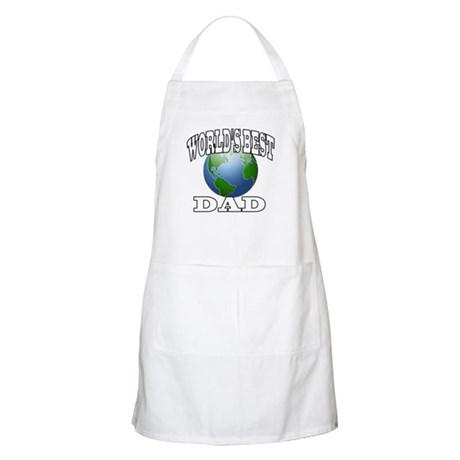 WORLD'S BEST DAD BBQ Apron