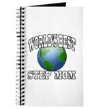 WORLD'S BEST STEP MOM Journal