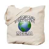 WORLD'S BEST MEEMA Tote Bag