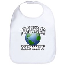 WORLD'S BEST NEPHEW Bib