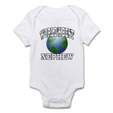 WORLD'S BEST NEPHEW Infant Bodysuit