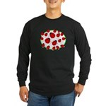 spring Long Sleeve Dark T-Shirt