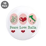 Peace Love Italia Italy 3.5