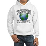 WORLD'S BEST LAWYER Hoodie