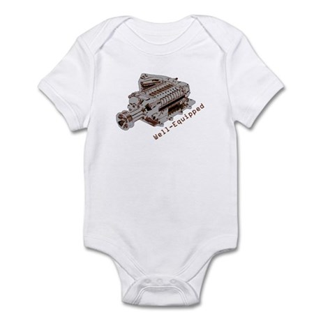 Supercharger Infant Bodysuit