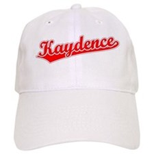 Retro Kaydence (Red) Baseball Cap