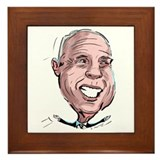 mCcAiN Framed Tile