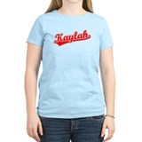 Retro Kaylah (Red) T-Shirt