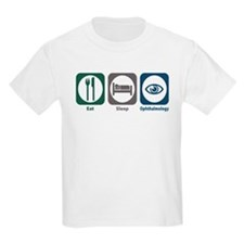 Eat Sleep Ophthalmology T-Shirt