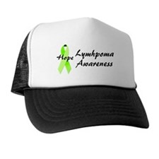 Lymphoma Awareness Trucker Hat
