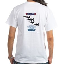 Missing Wingman Formation T-Shirt