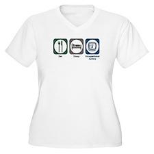 Eat Sleep Occupational Safety T-Shirt