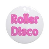 Roller Disco Keepsake (Round)