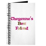 Cheyenne's Best Friend Journal