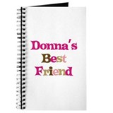 Donna's Best Friend Journal