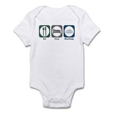 Eat Sleep Neurology Infant Bodysuit
