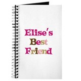 Elise's Best Friend Journal