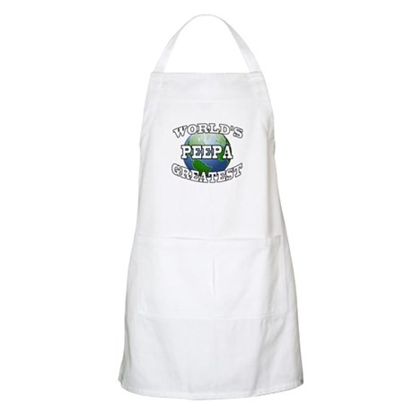 WORLD'S GREATEST PEEPA BBQ Apron