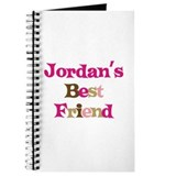 Jordan's Best Friend Journal