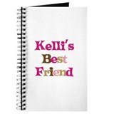 Kelli's Best Friend Journal