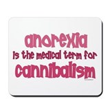 Medical Term 1.4 (Anorexia) Mousepad