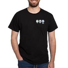 Eat Sleep Metal Working T-Shirt