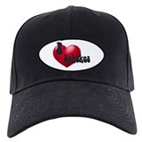 """I Love Sokokes!"" Baseball Hat"