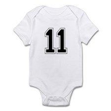 11 Infant Bodysuit