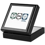 Eat Sleep Medical Technology Keepsake Box