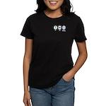 Eat Sleep Medical Technology Women's Dark T-Shirt