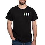 Eat Sleep Medical Technology Dark T-Shirt