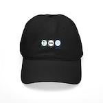 Eat Sleep Medical Technology Black Cap
