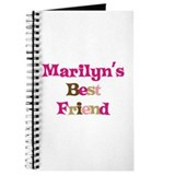 Marilyn's Best Friend Journal
